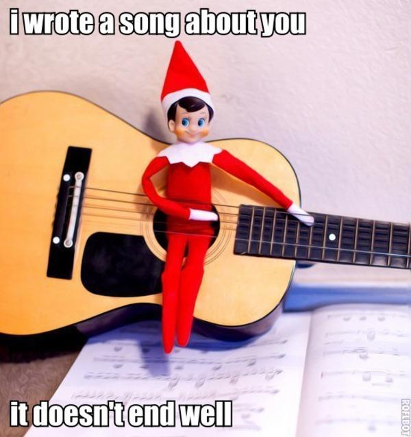 f17 elf on the shelf know your meme