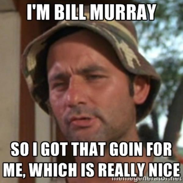 Bill Murray – Bill Murray Birthday Card