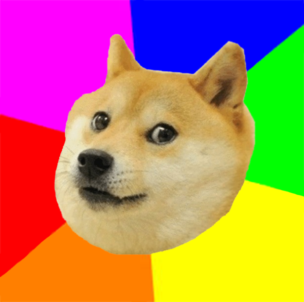advice doge template | Advice Dog | Know Your Meme