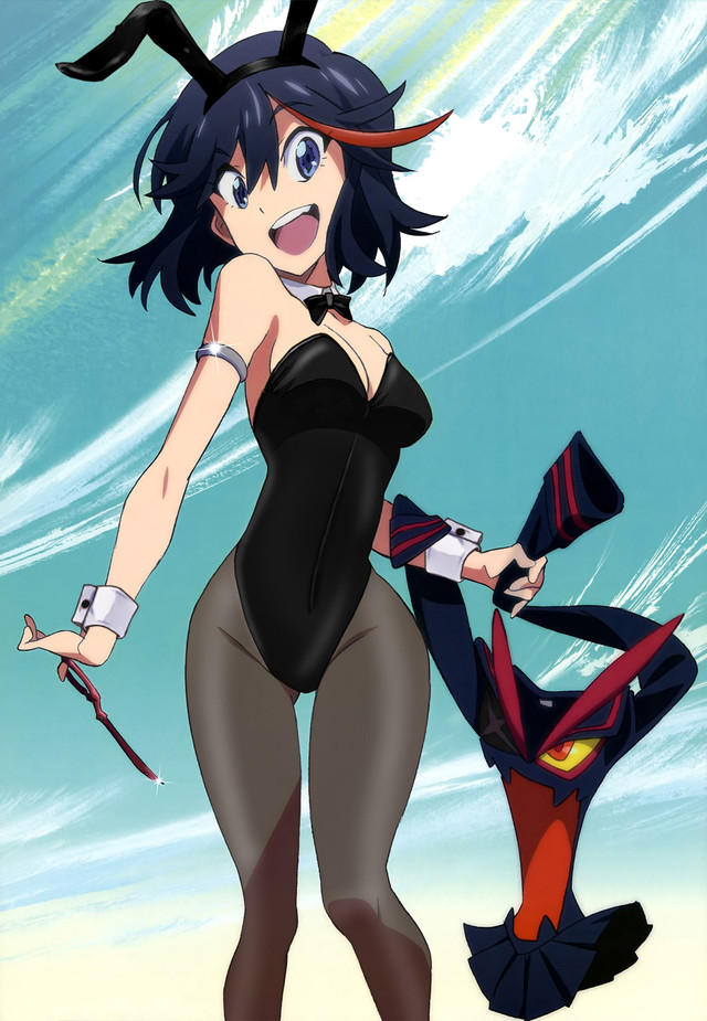Image 670479 Ryuko Matoi Bikini Edit Know Your Meme