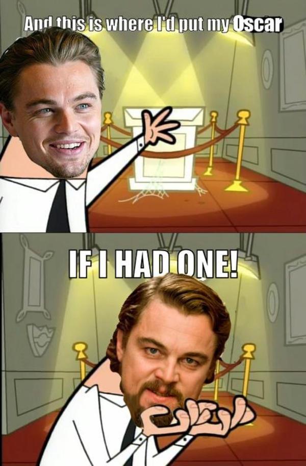 cc1 leonardo dicaprio's oscar know your meme