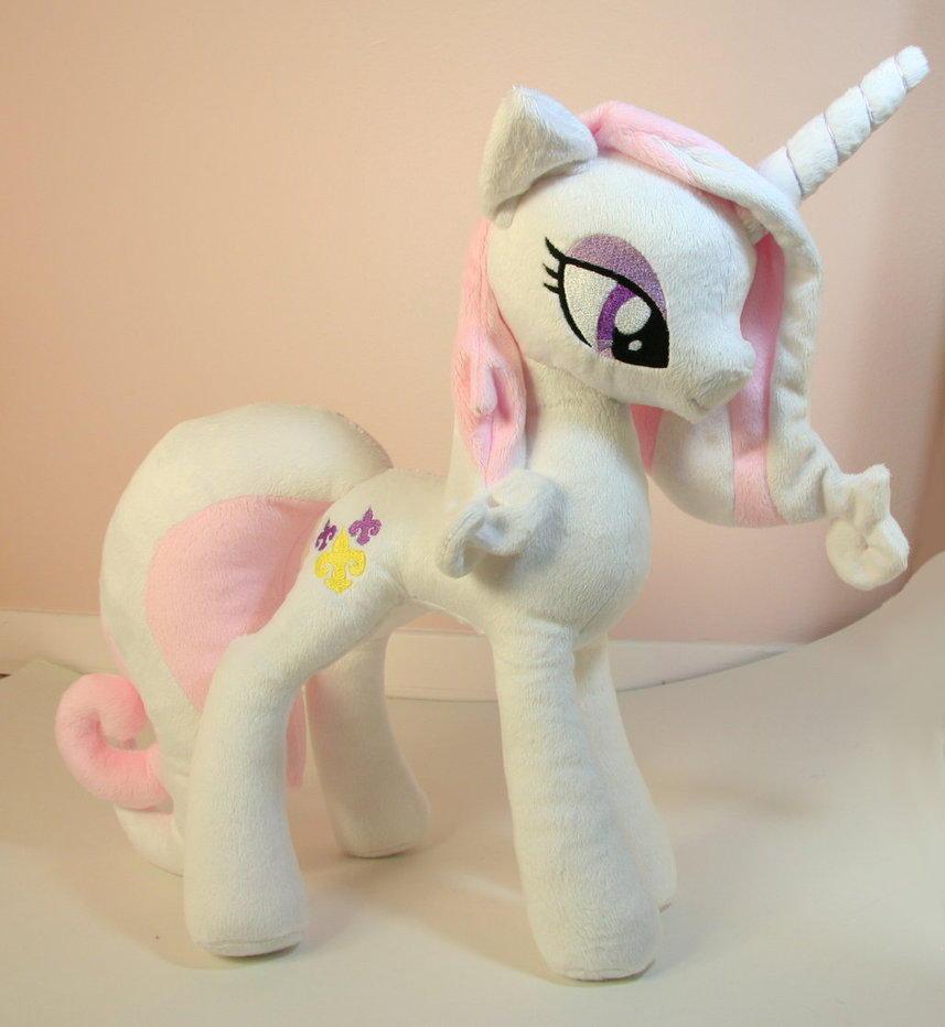 My little pony как сделать игрушку