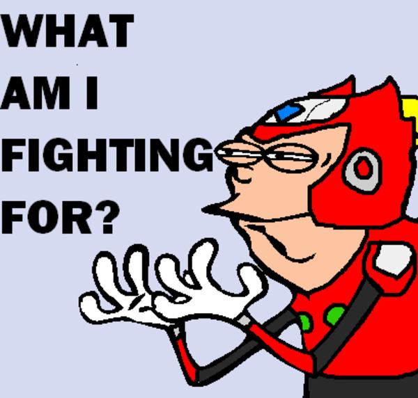 Zero Quot What Am I Fighting For Quot Eddy Shoop Eddy Shoop