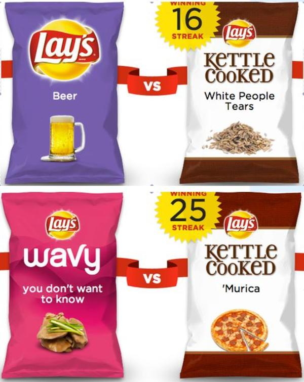 Image 688746 Lay S Do Us A Flavor Parodies Know