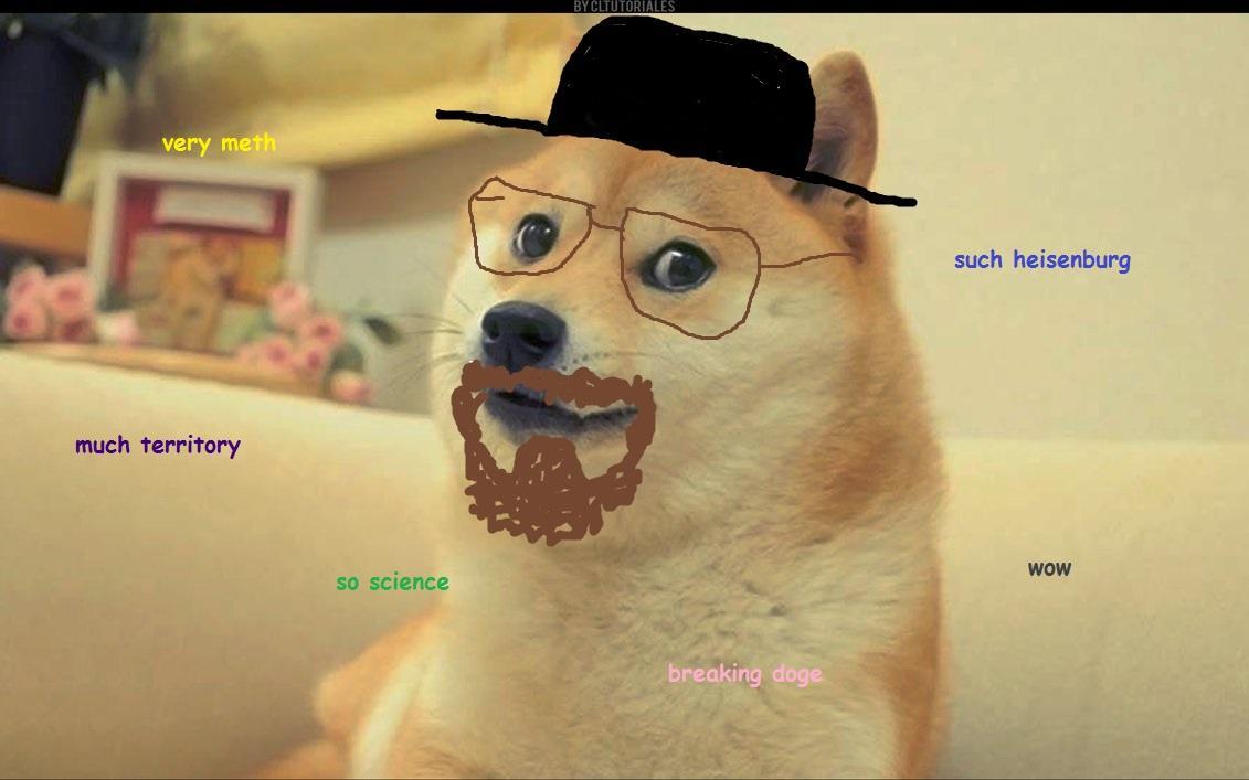 Doge meme original wow