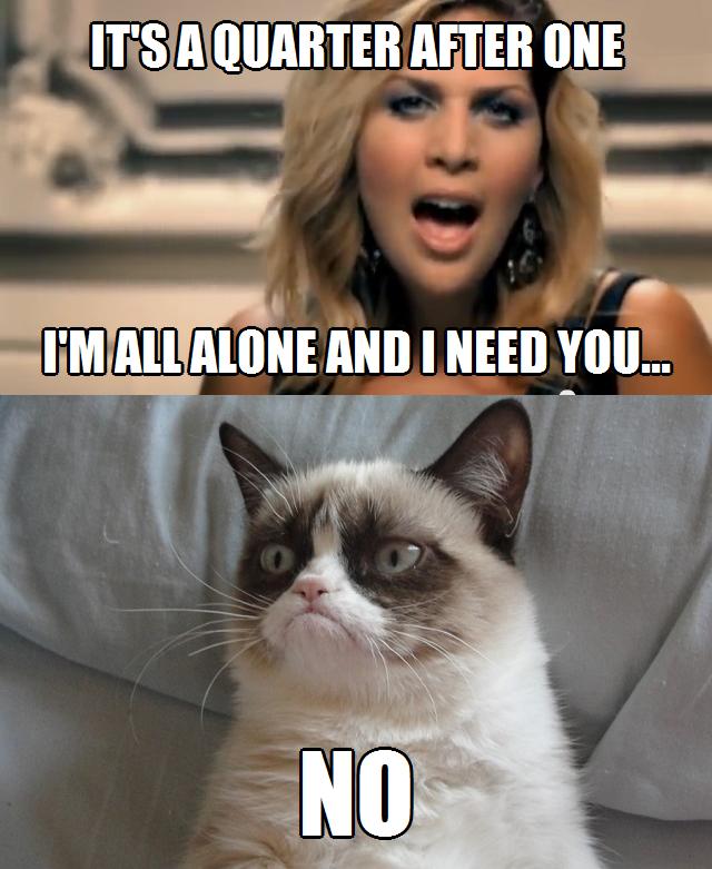 de0 lady antebellum grumpy cat know your meme
