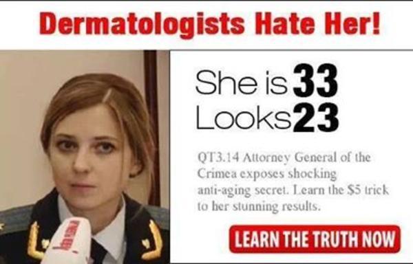 [Image - 720286] | Natalia Poklonskaya | Know Your Meme