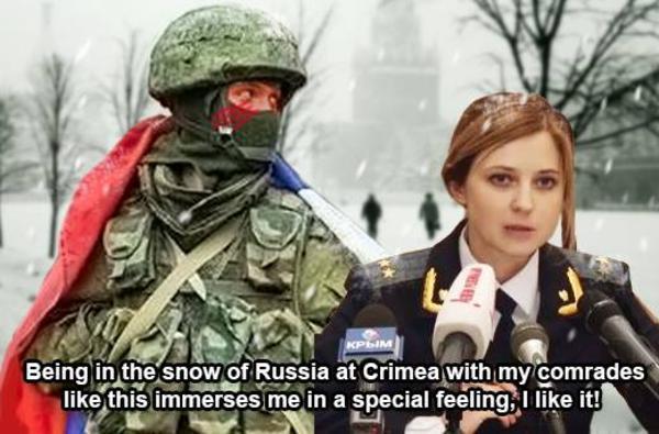 [Image - 721488] | Natalia Poklonskaya | Know Your Meme