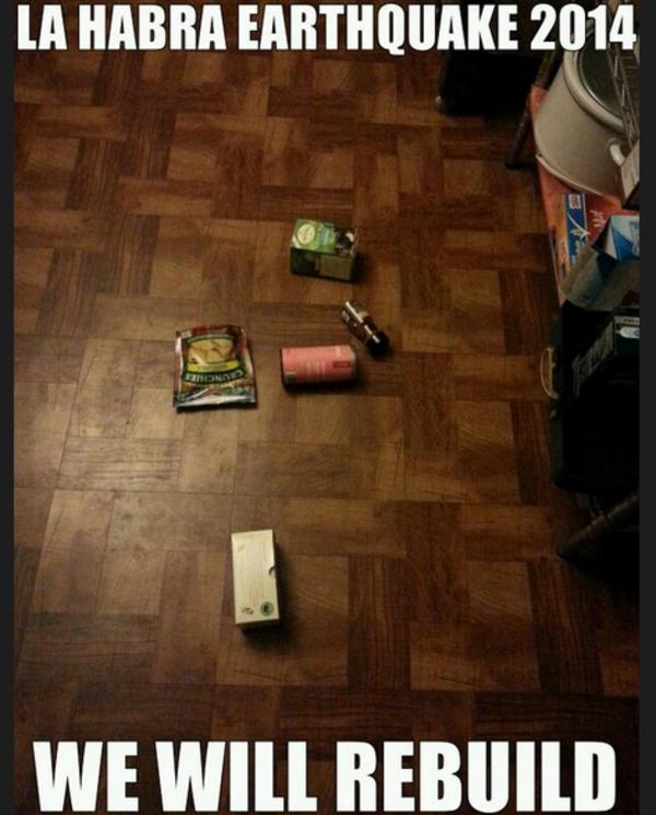 tamworth earthquake meme california - photo#7