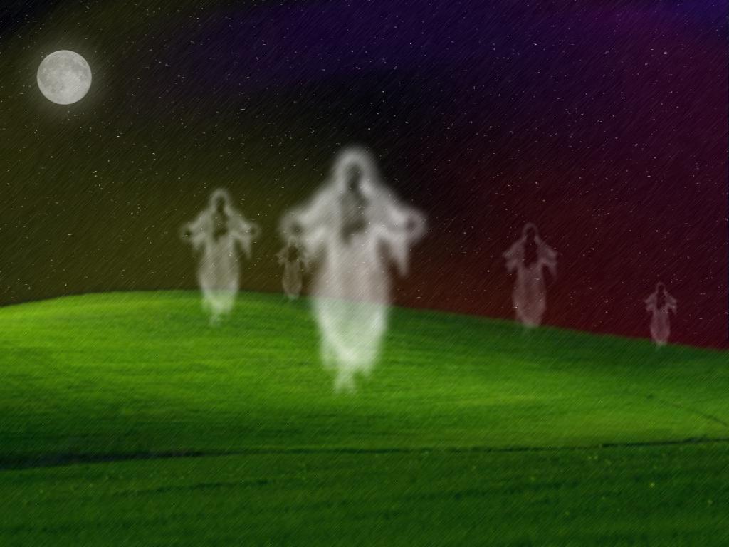 Windows XP Bliss Wallpaper 1024x768