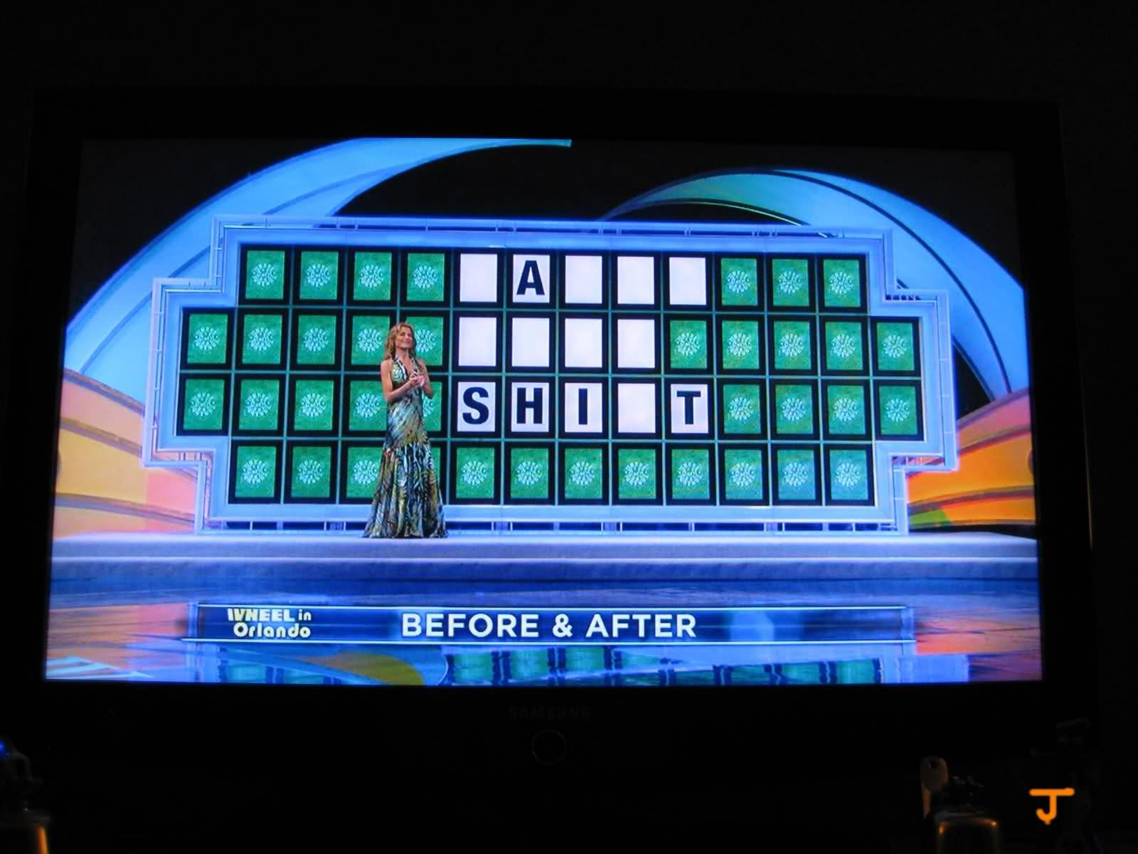 wheel of fortune mistake swear | wheel of fortune puzzle board, Powerpoint templates