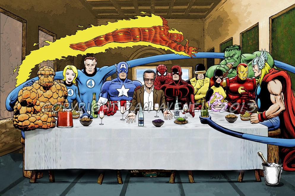 [Image - 741225] | The Last Supper Parodies | Know Your Meme