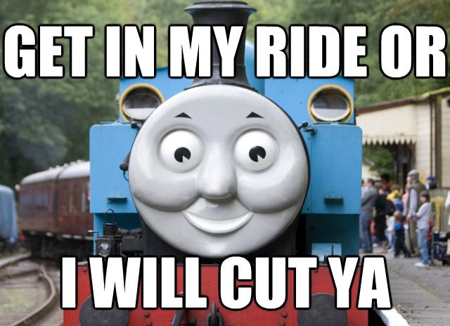9e0 image 742055] thomas the tank engine know your meme