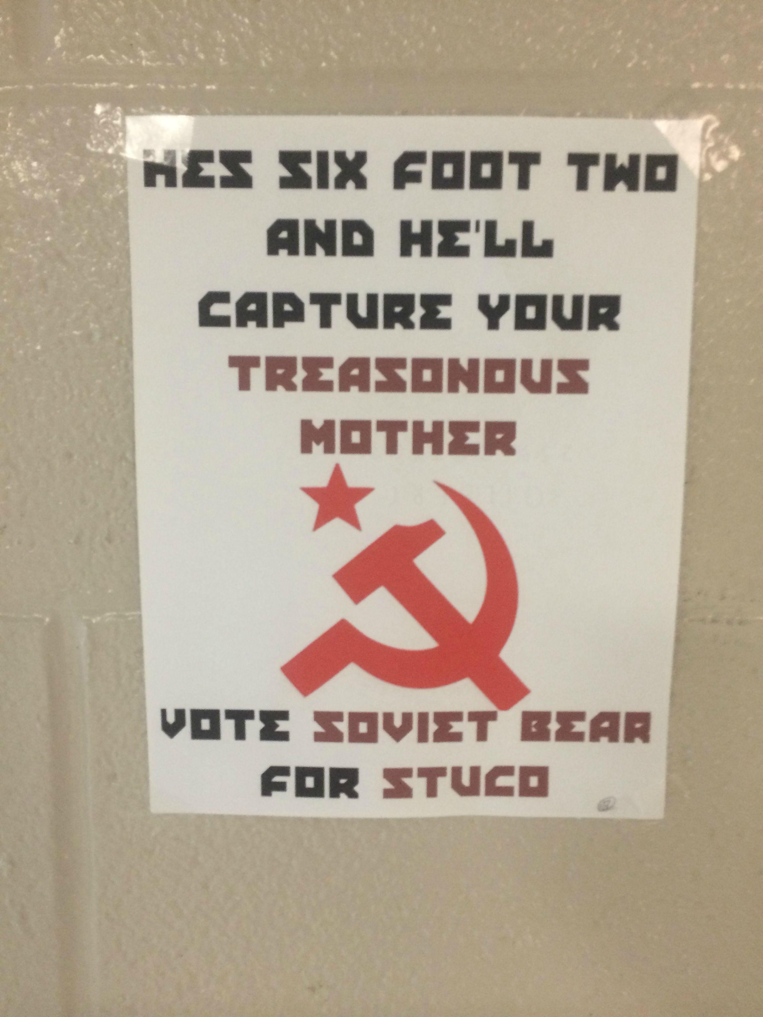 [Image - 751175] | Soviet Bear | Know Your Meme