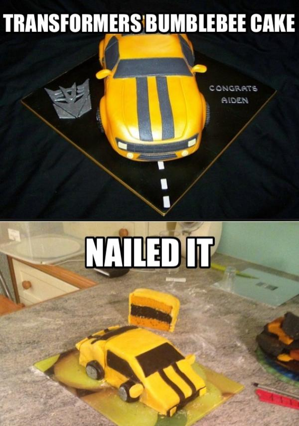 Nailed It Nailed It Know Your Meme