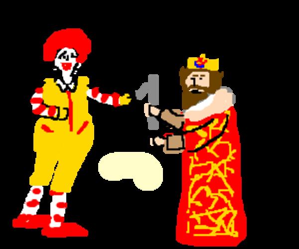 Does McDonald's make you feel sick?