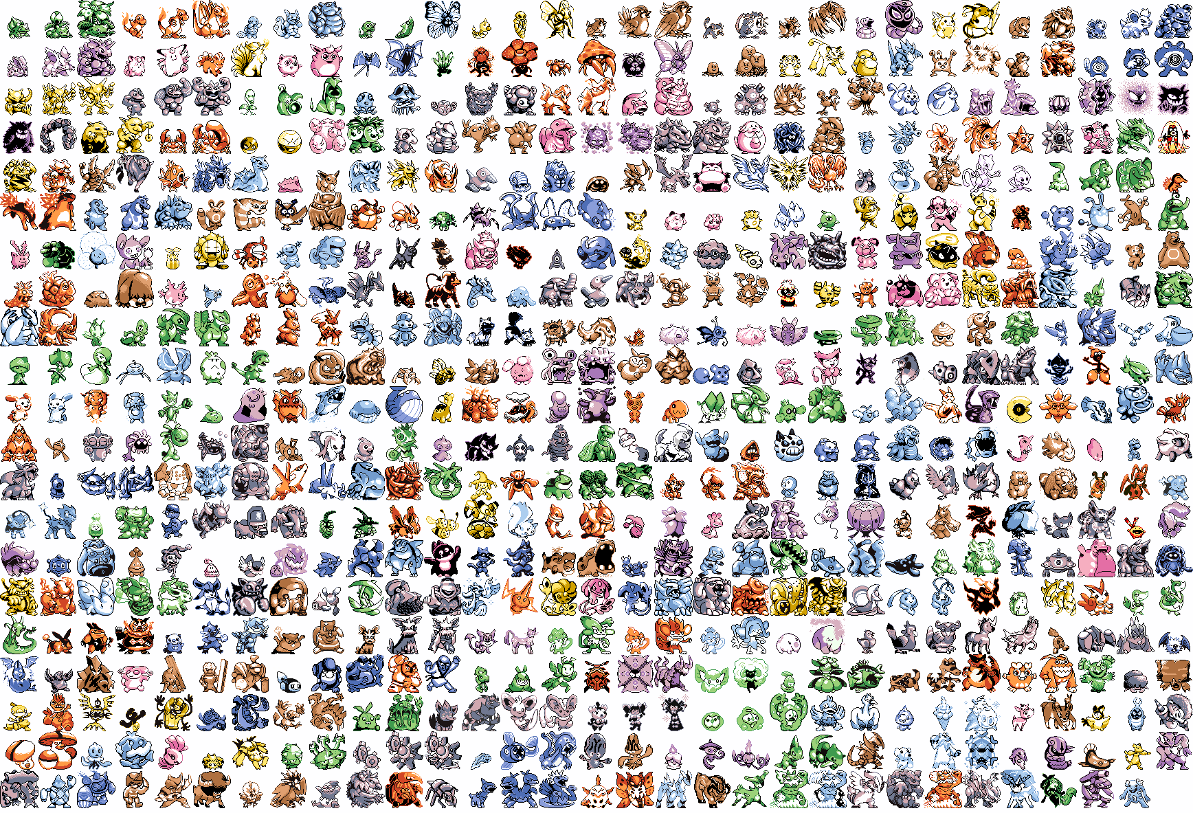 Pokemon chart all dolapgnetband pokemon chart all thecheapjerseys Image collections