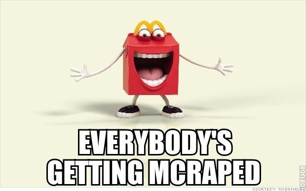McDonald 39 s Meme