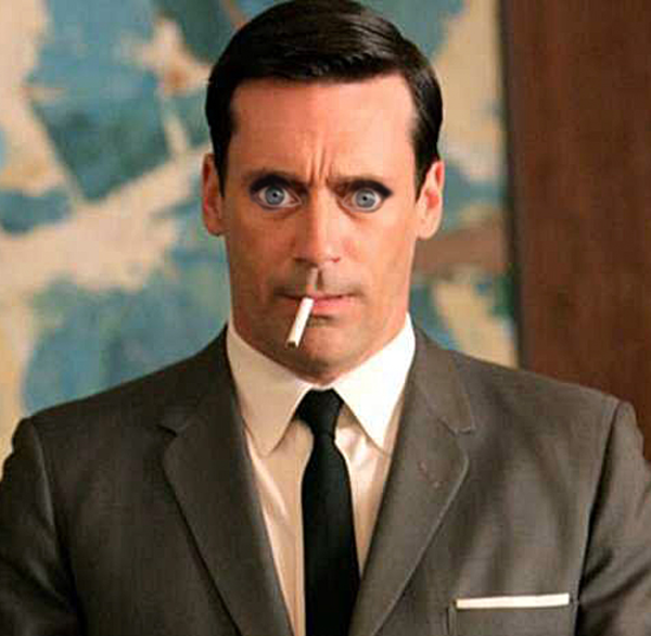 Don Draper Eyes | Guys With ZooEyes