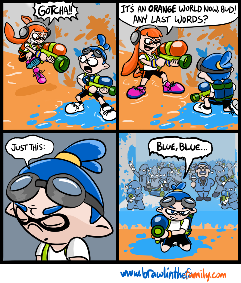 [Image - 789582]   Splatoon   Know Your Meme