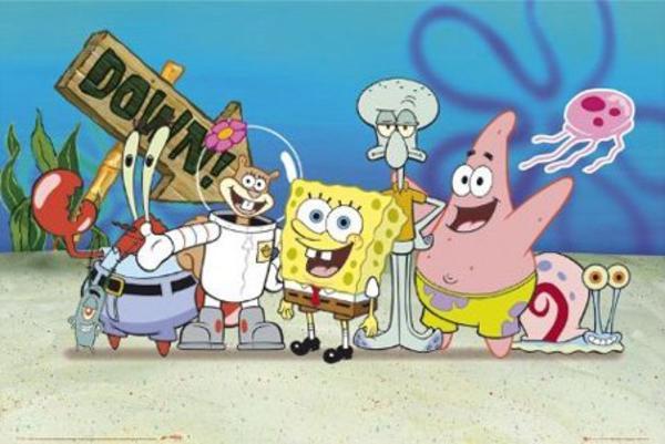 spongebob squarepants meme