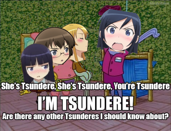 Are There Any Other Tsunderes I Should Know About Are