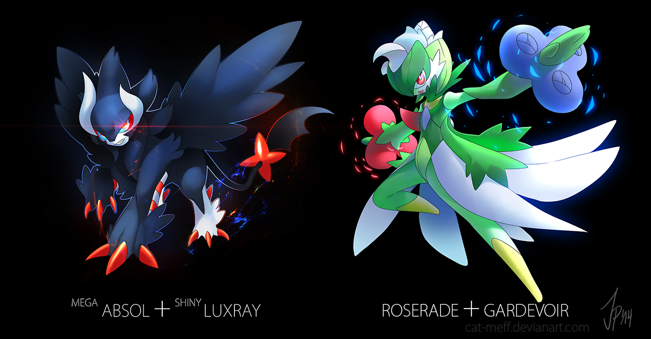 [Image - 821612] | Pokefusion / Pokemon Fusion | Know Your ... | 1280 x 668 png 760kB