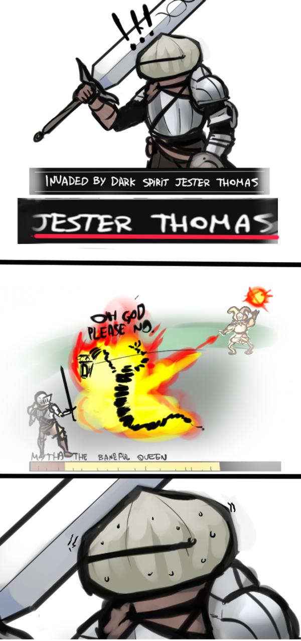 The human nuke.   Dark Souls   Know Your Meme