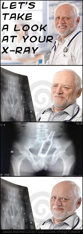 Pain Harold Meme