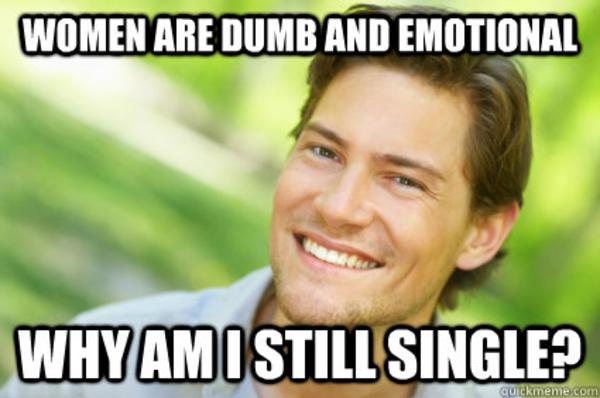 Funny Memes For Dumb People : Image 839241] men logic know your meme