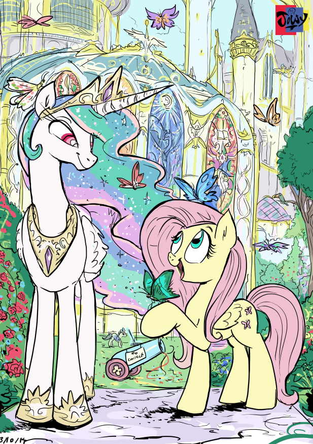 Garden Lesson My Little Pony Friendship Is Magic Know