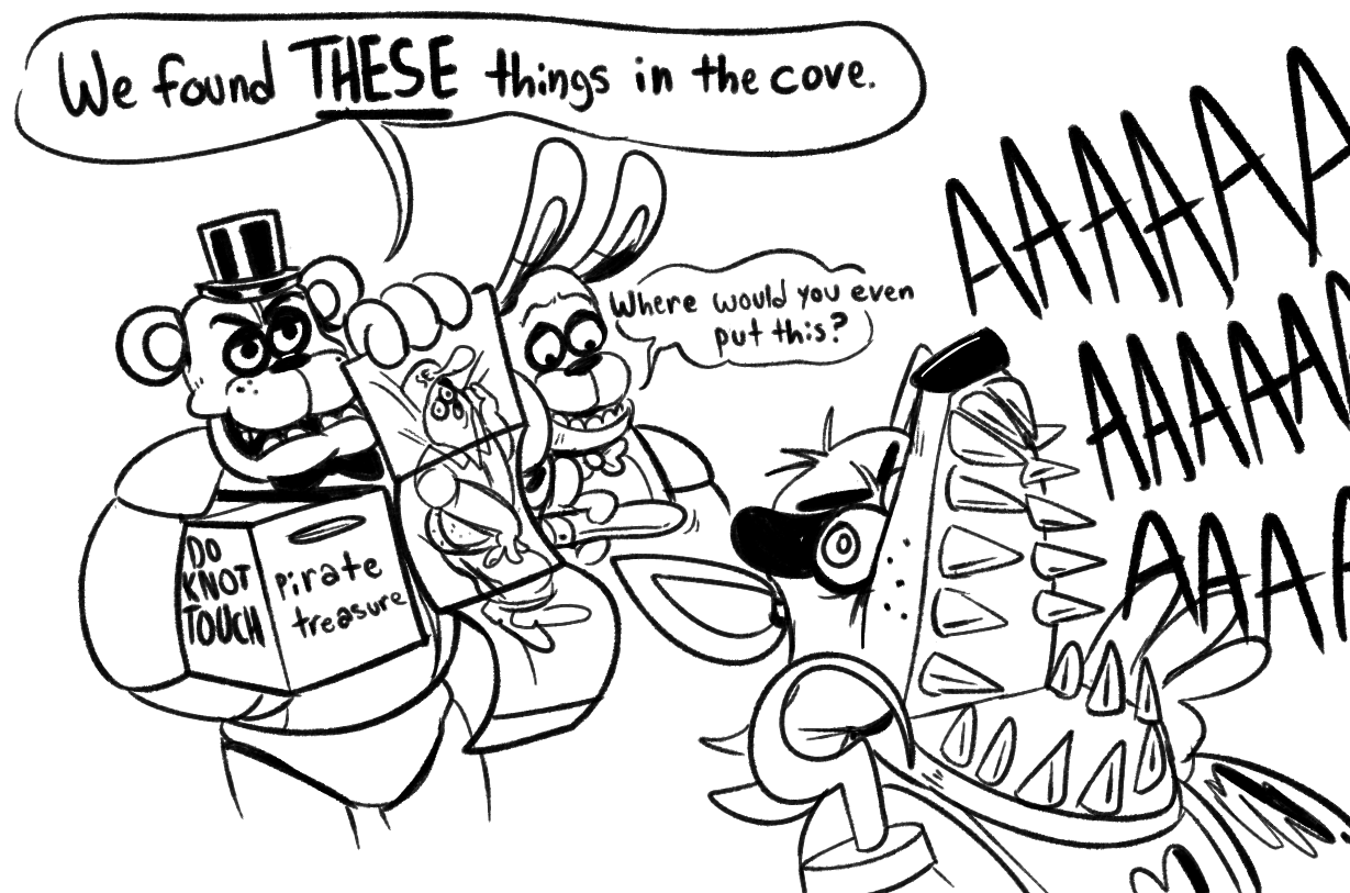 Image 843980 five nights at freddy 39 s know your meme Coloring book meme