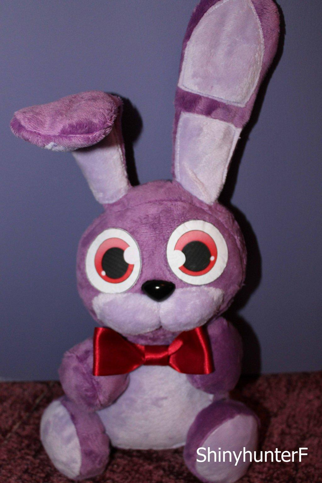 Bonnie Plushie Five Nights At Freddy S Know Your Meme