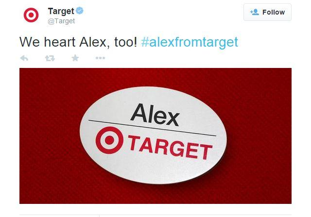 Image Alex From Target AlexFromTarget Know Your Meme - Target employee name tag template