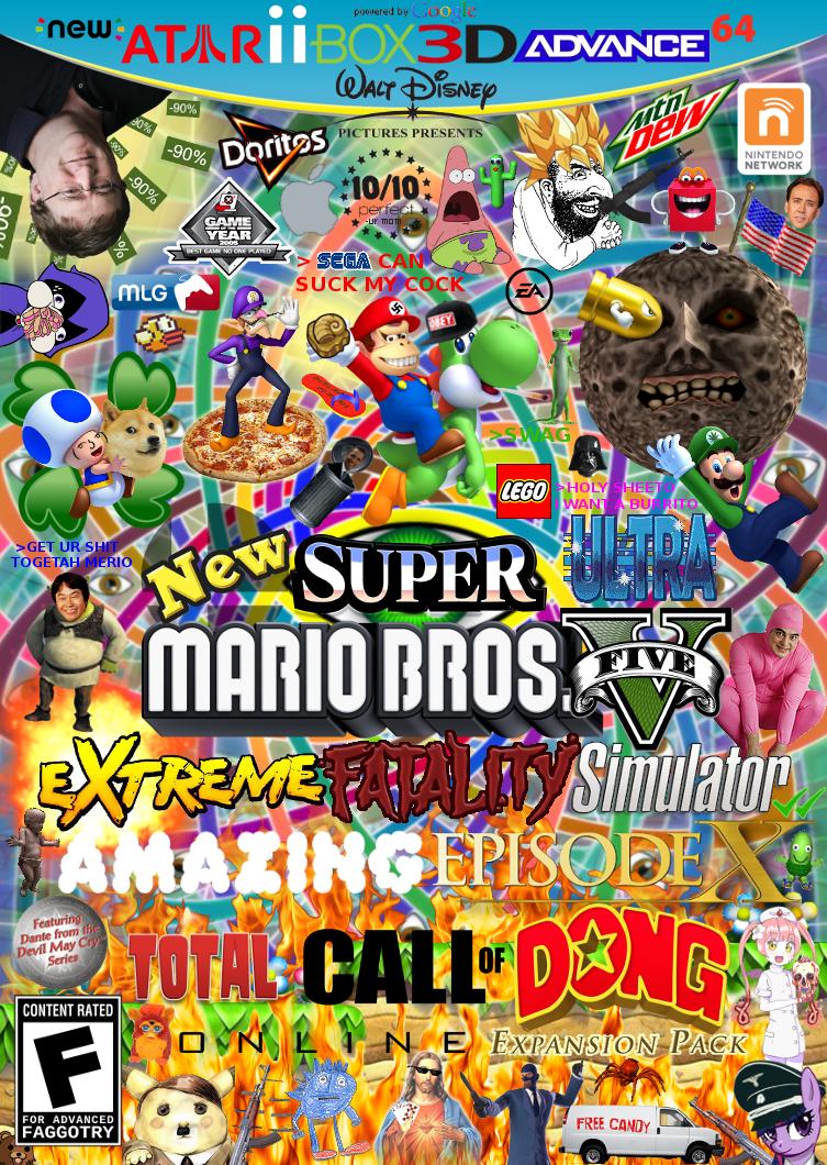 Super Dong Bros
