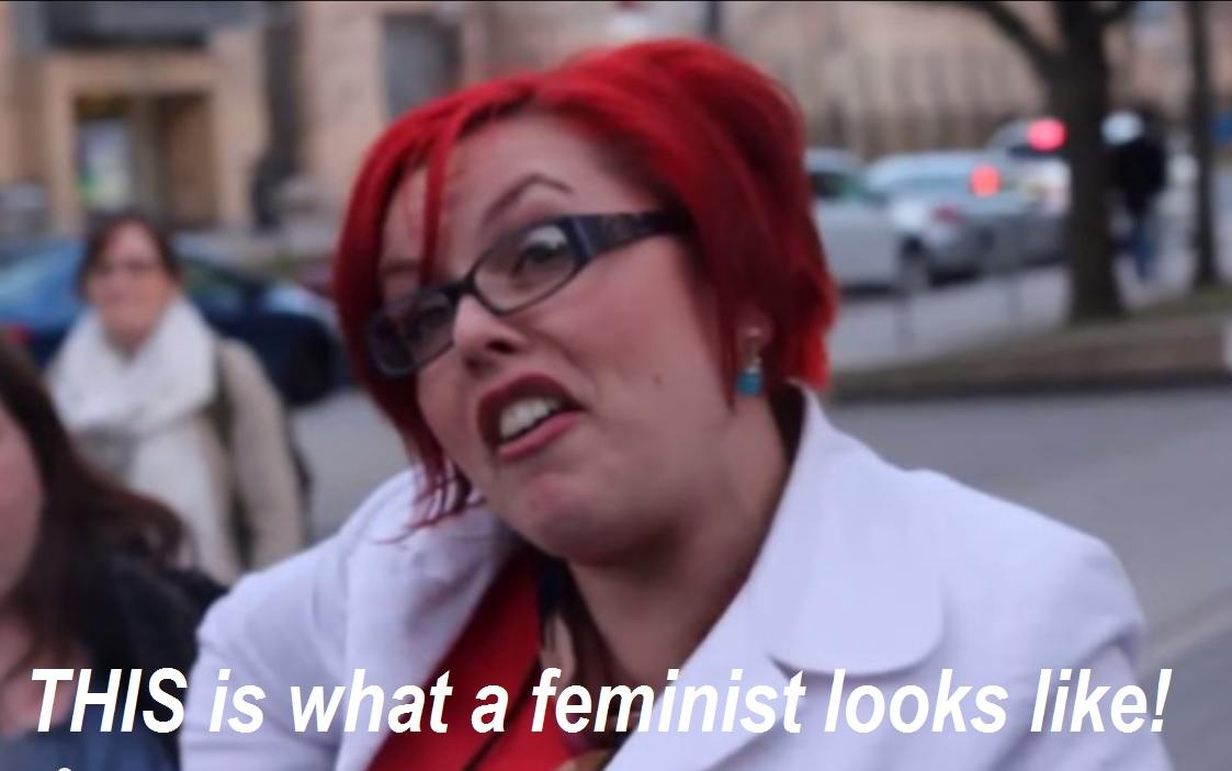 funny feminist meme