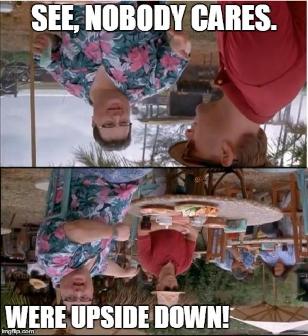 [Image - 879219] | See? Nobody Cares | Know Your Meme