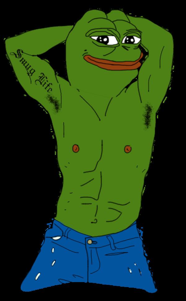 70d image 894511] smug frog know your meme