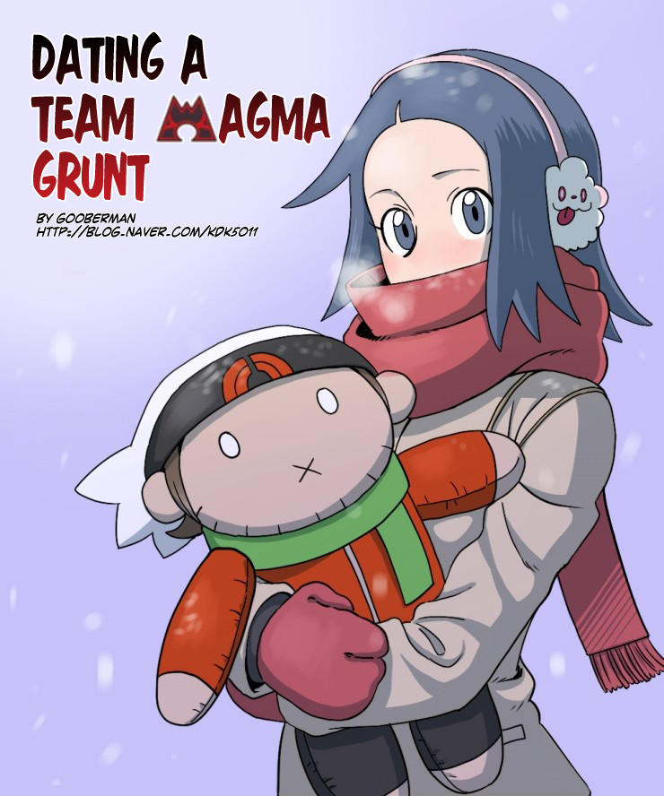Dating a team magma grunt part 7