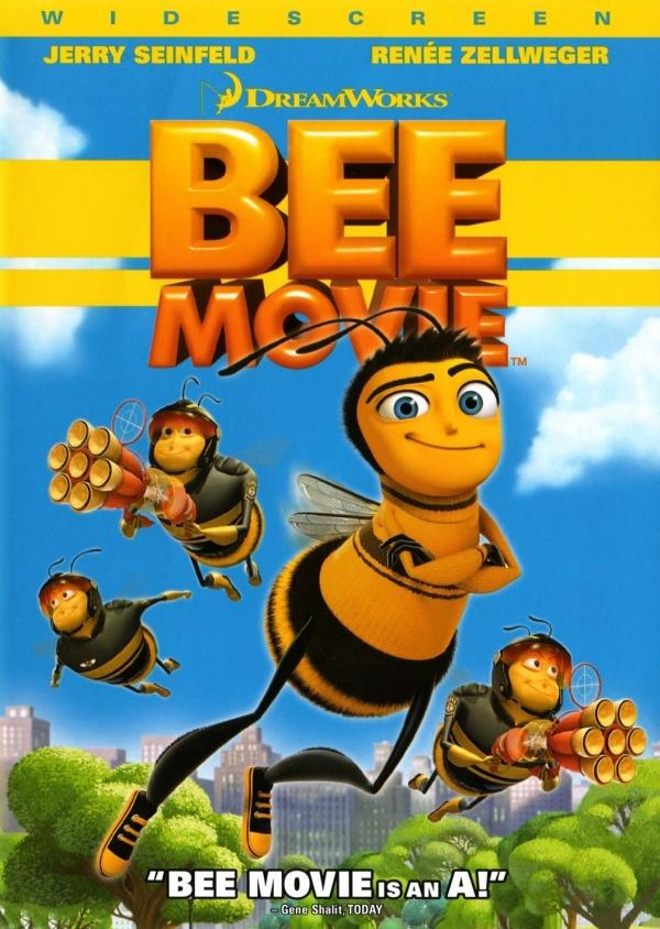 6eb bee movie cover bee movie know your meme,Why Is Bee Movie A Meme