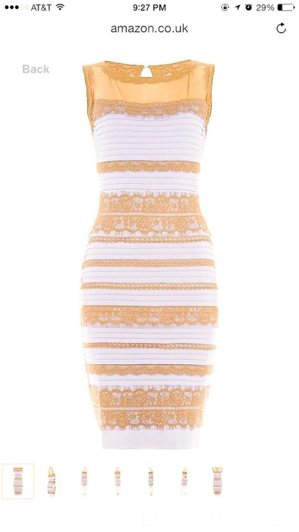 What color is the dress gone viral