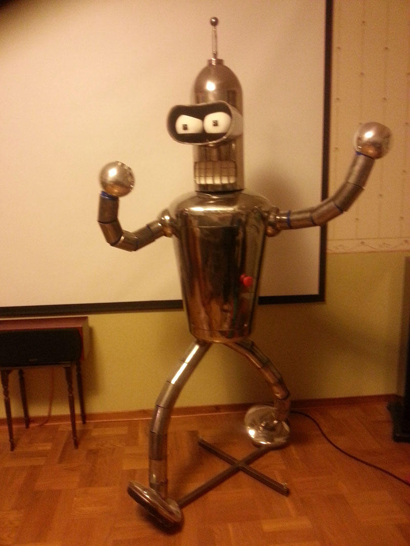 bender in real steel life