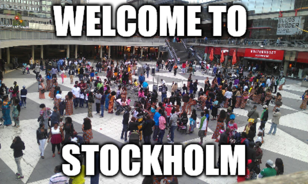 c0d welcome to stockholm! sweden yes know your meme,Sweden Memes