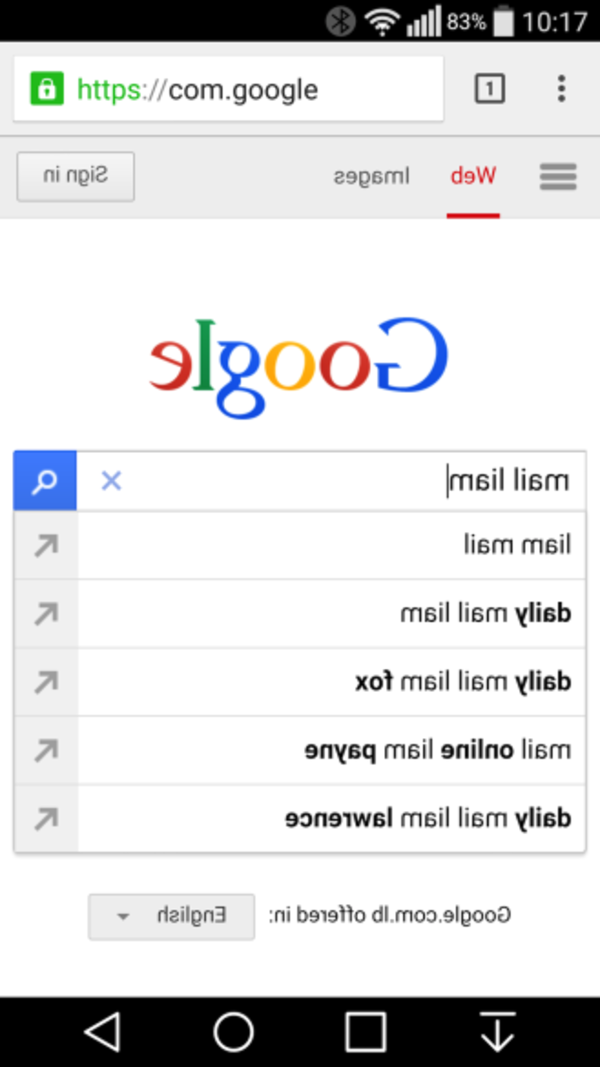 Elgoog   2015 April Fools Day   Know Your Meme