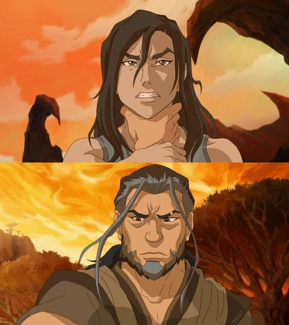 Second Chances   Avatar: The Last Airbender / The Legend ...