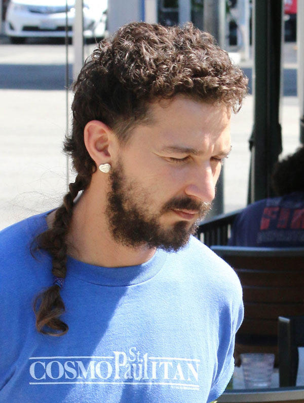 Fake rat tail hair extension shia labeouf know your meme fake rat tail hair extension urmus Image collections