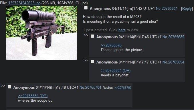 e8e where's the scope and bayonet? tacticool know your meme,Bayonet Meme