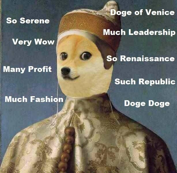 a7a the doge of venice doge know your meme