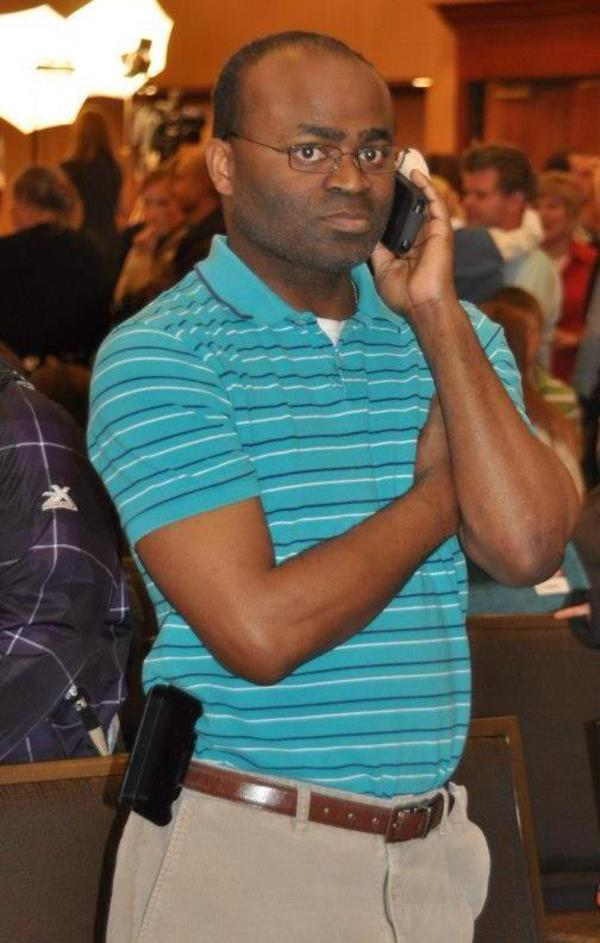 cac black guy on the phone know your meme
