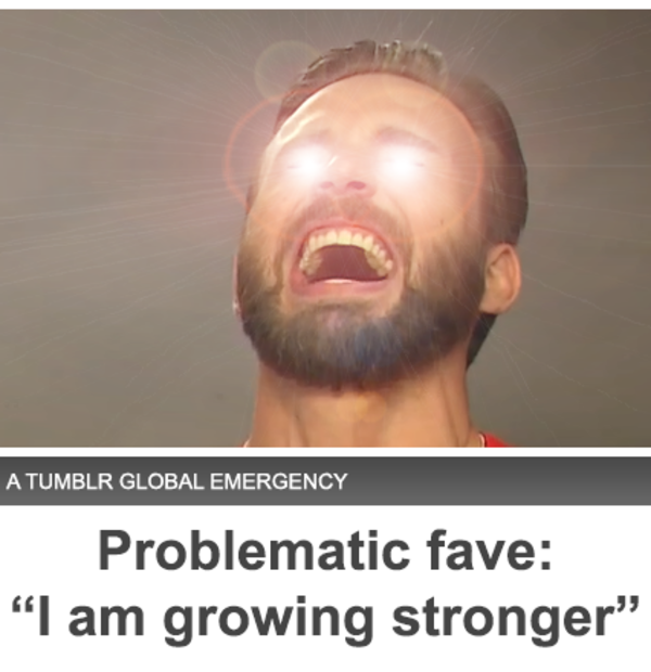 db5 i am growing stronger know your meme